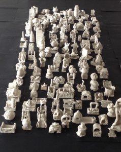 sculptures_au collège__