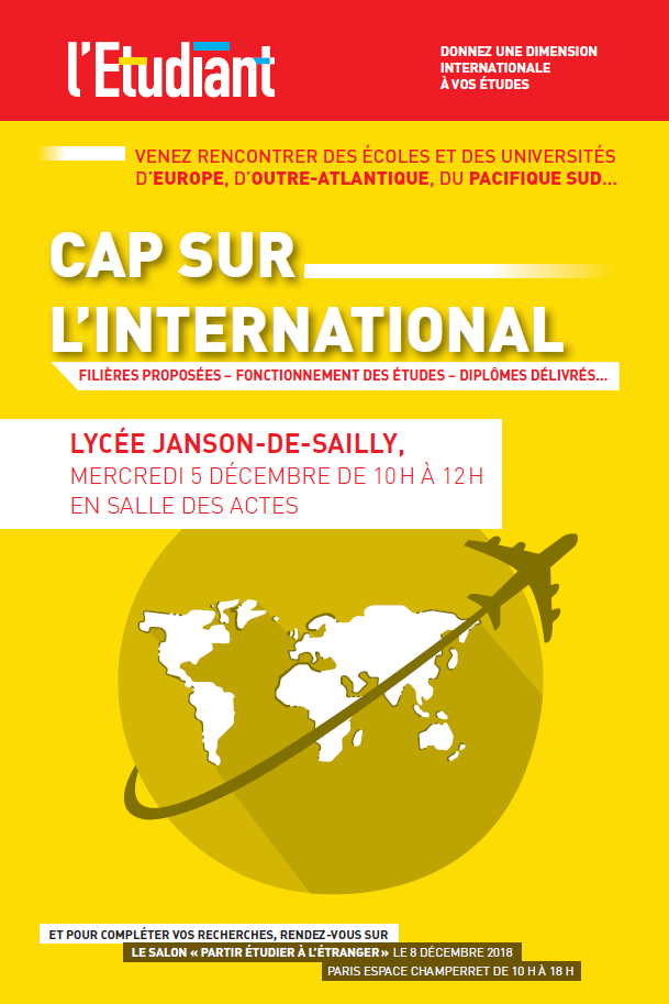 Cap sur l'International