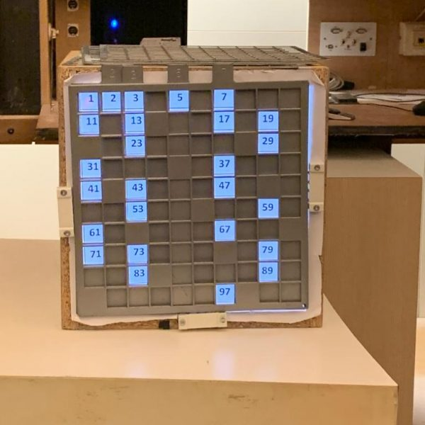 Sortie des 3èmes 11 au Palais de la découverte dans le cadre d'un exposé sur les nombres premiers