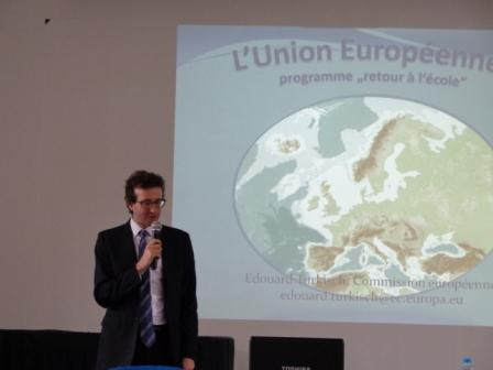 Conférences de M. Reezeg-Turkish, lundi 20 mars 2017