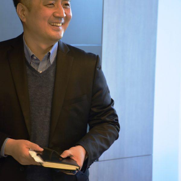 Visite de la classe d'ECS1 chez Samsung Electronics