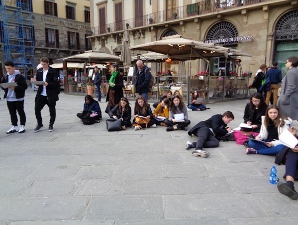 Voyage à Florence et Sienne pour les élèves de seconde option Histoire des Arts