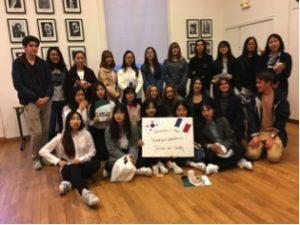 Coréens Salle des portraits octobre 2017